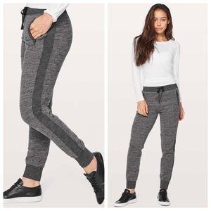Lululemon Get Going Jogger Heathered Grey/Black 4